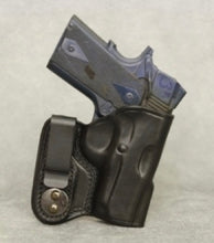 1911 IWB Full Size Concealed Tuckable Custom Leather Holster 5""