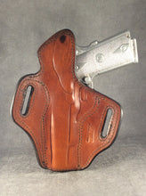 1911 Commander OWB Shark Pancake Custom Holster
