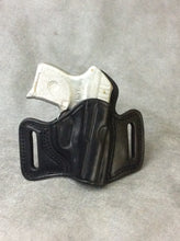 Ruger LCP II OWB Custom Leather Pancake Holster