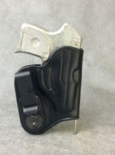 Kimber Micro Carry 380 IWB Leather