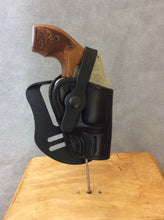 Smith & Wesson N Frame OWB Leather Paddle Holster