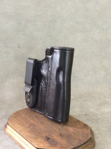 1911 IWB Commander Concealed Tuckable Custom Leather Holster