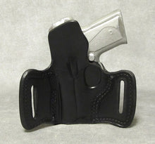 Kimber Solo Leather Pancake Holster - Black