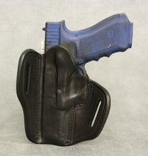 Glock 17 Leather Pancake Holster