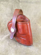 Smith & Wesson J Frame 2 Position Leather Holster