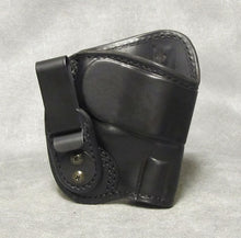 Smith & Wesson J Frame Mr Jones Reinforced IWB Leather Holster