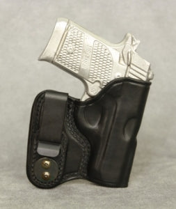 Kimber Micro Carry 9mm IWB Leather Holster