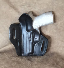 Sig P226 Two Slot Pancake Leather Holster