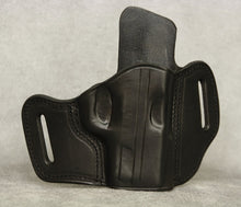 Springfield XD-S Two Slot Pancake(TSP) Leather Holster