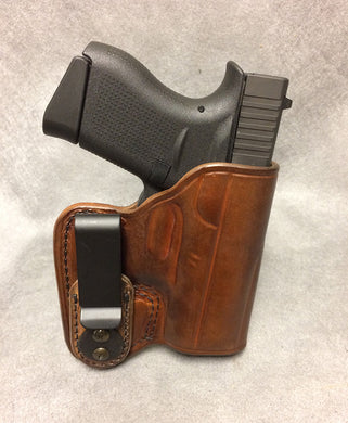 Glock 43 IWB Leather