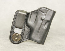 Kahr PM9 IWB Leather Holster