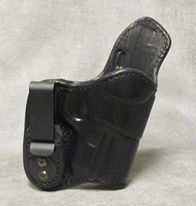 Springfield XDs Mr Jones Reinforced IWB Leather Holster