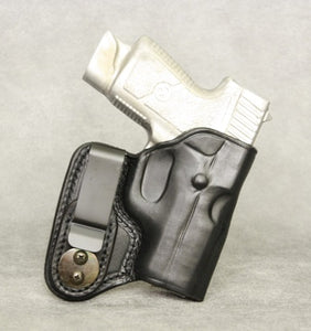 Kahr CM9 IWB Leather Holster