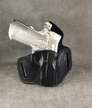 Sig Sauer 1911 OWB Leather Pancake Custom Holster
