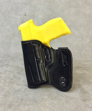 Sig Sauer P365 Crimson Trace Concealed IWB Tuckable Leather Holster