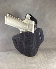 Kimber 1911 Commander OWB Pancake Stingray Holster