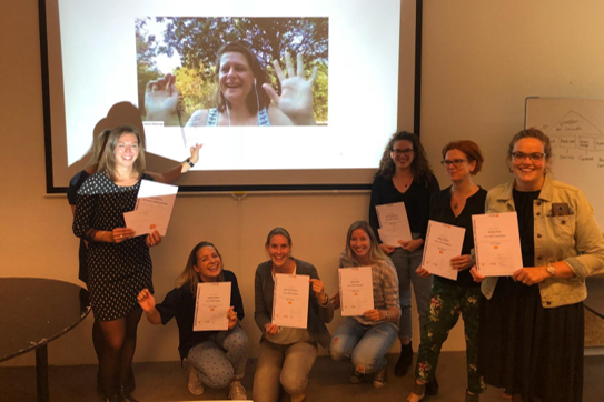 LOL-diploma uitreiking 19 september