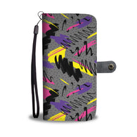 Awesome 80's Wallet Phone Case