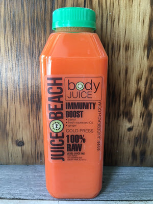 Individual Cold Press: Immunity Boost