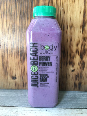 Individual Shake: Berry Power