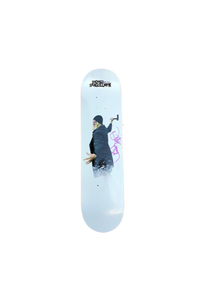 THE FOGGER SKATEBOARD signed by DC