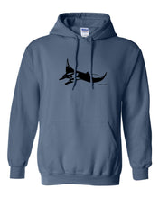Load image into Gallery viewer, Manta Hooded Sweatshirt