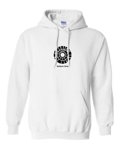 Bottom Time Logo Hooded Sweatshirt