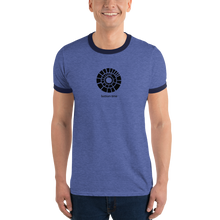 Load image into Gallery viewer, Bottom Time Logo Ringer T-Shirt