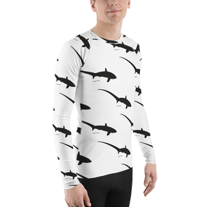 Men's Thresher Shark Rash Guard