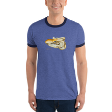 Load image into Gallery viewer, Octopus Ringer Tee