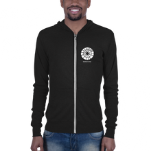 Load image into Gallery viewer, Bottom Time Logo Unisex zip hoodie