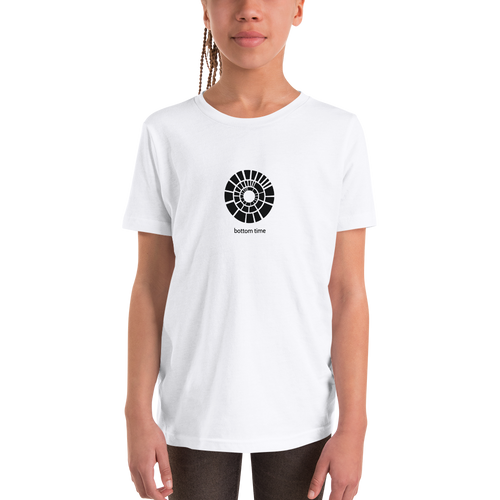 Bottom Time Logo Youth T-Shirt