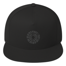 Load image into Gallery viewer, Bottom Time Black Logo Hat