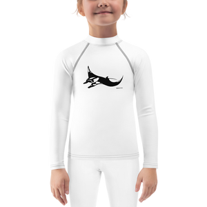 Manta Ray Kids Rash Guard
