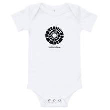 Load image into Gallery viewer, Bottom Time Logo Baby Suit