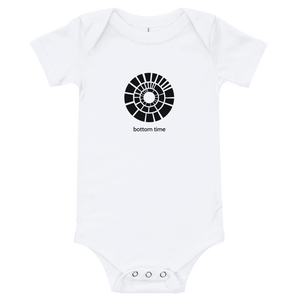 Bottom Time Logo Baby Suit