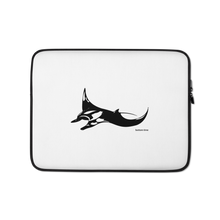 Load image into Gallery viewer, Manta Ray Laptop Sleeve