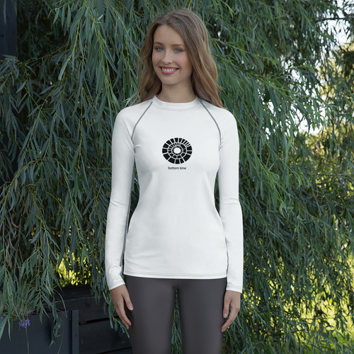 Women's Bottom Time Rash Guard