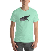 Load image into Gallery viewer, Black Whale Shark T-Shirt