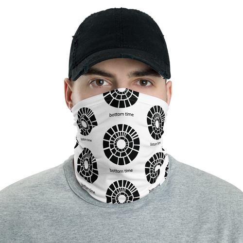 Bottom Time Neck Gaiter