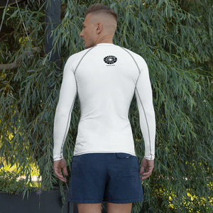Men's Shark Rash Guard