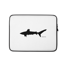 Load image into Gallery viewer, Oceanic Whitetip Shark Laptop Sleeve