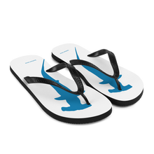 Load image into Gallery viewer, Hammerhead Shark Flip-Flops
