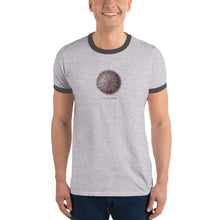 Load image into Gallery viewer, Sea Urchin Ringer Tee