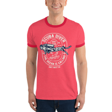 Load image into Gallery viewer, Vintage Scuba Diver Shirt