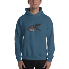 Load image into Gallery viewer, Whale Shark Hoodie