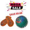 Buy Insole Medium and get Ball Massage at 30% off