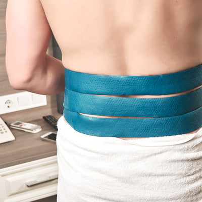 ACUPUNCTURE MAGIC RIBBON HEALTH BELT (SMALL) (5 SECTIONS)