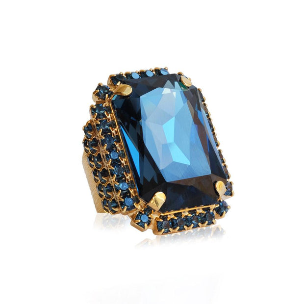 Alexa Cocktail Ring / Montana