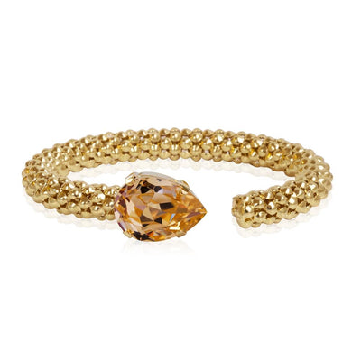 Caroline Svedbom - Classic Rope Bracelet Light Peach Gold